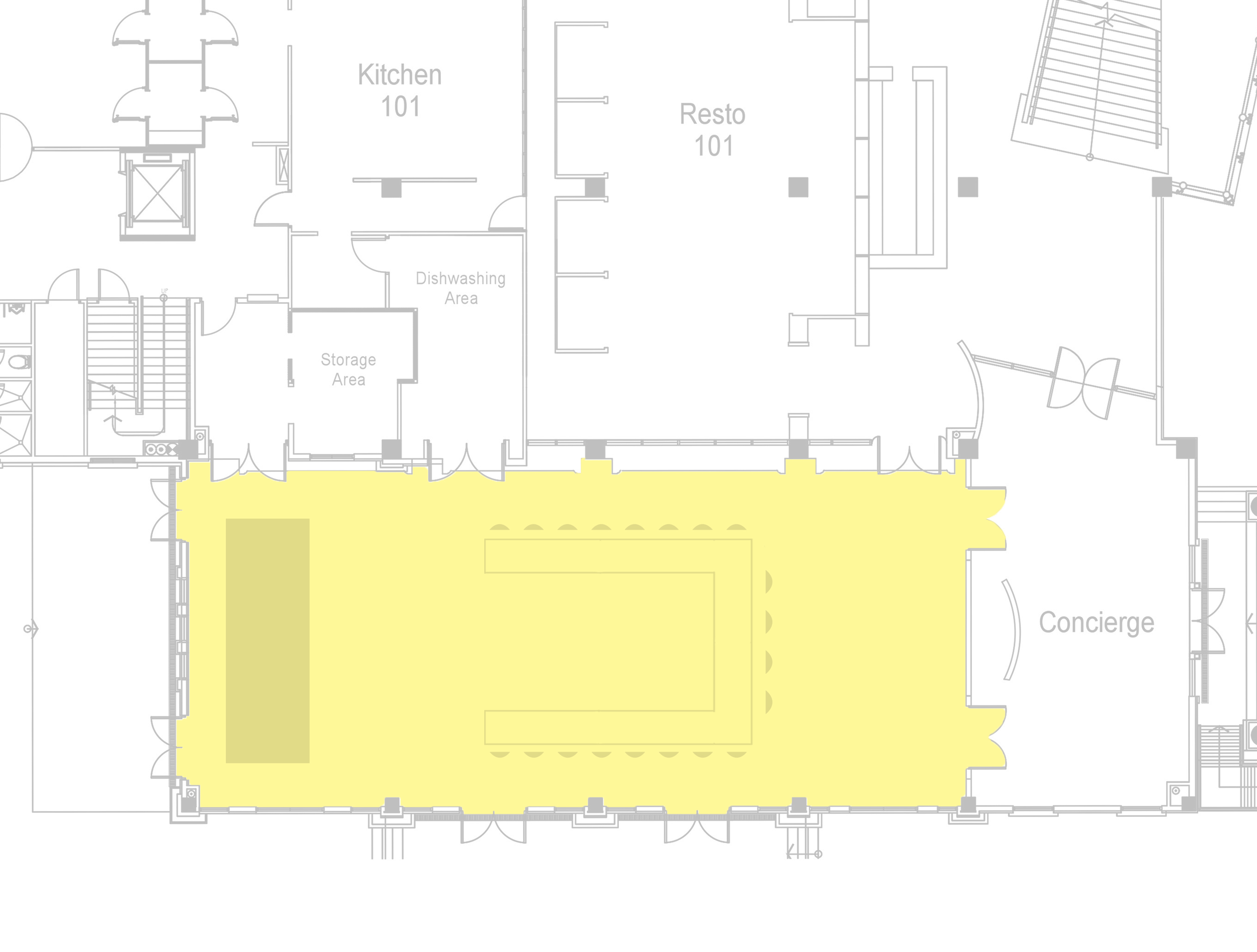 Atrium-floorplan-ushaped