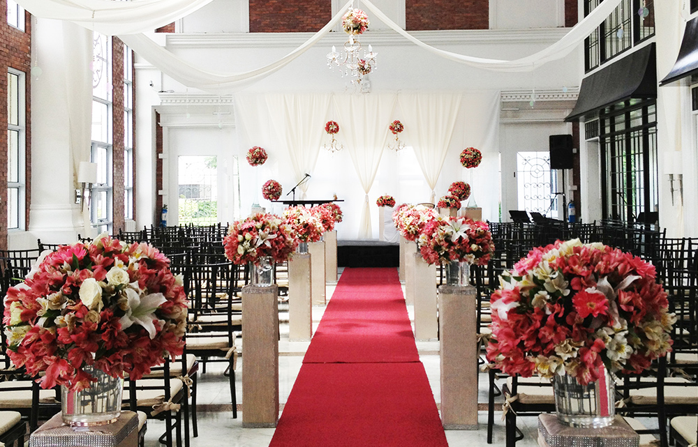 Gcq Weddings Intimate Wedding Packages Total Guests And More Enderun Events
